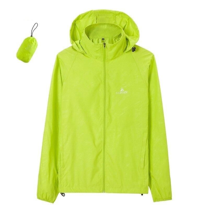 Running Jacket Sportswear Coat Quick-Drying Workout Waterproof Women For Plus-Size Zipper