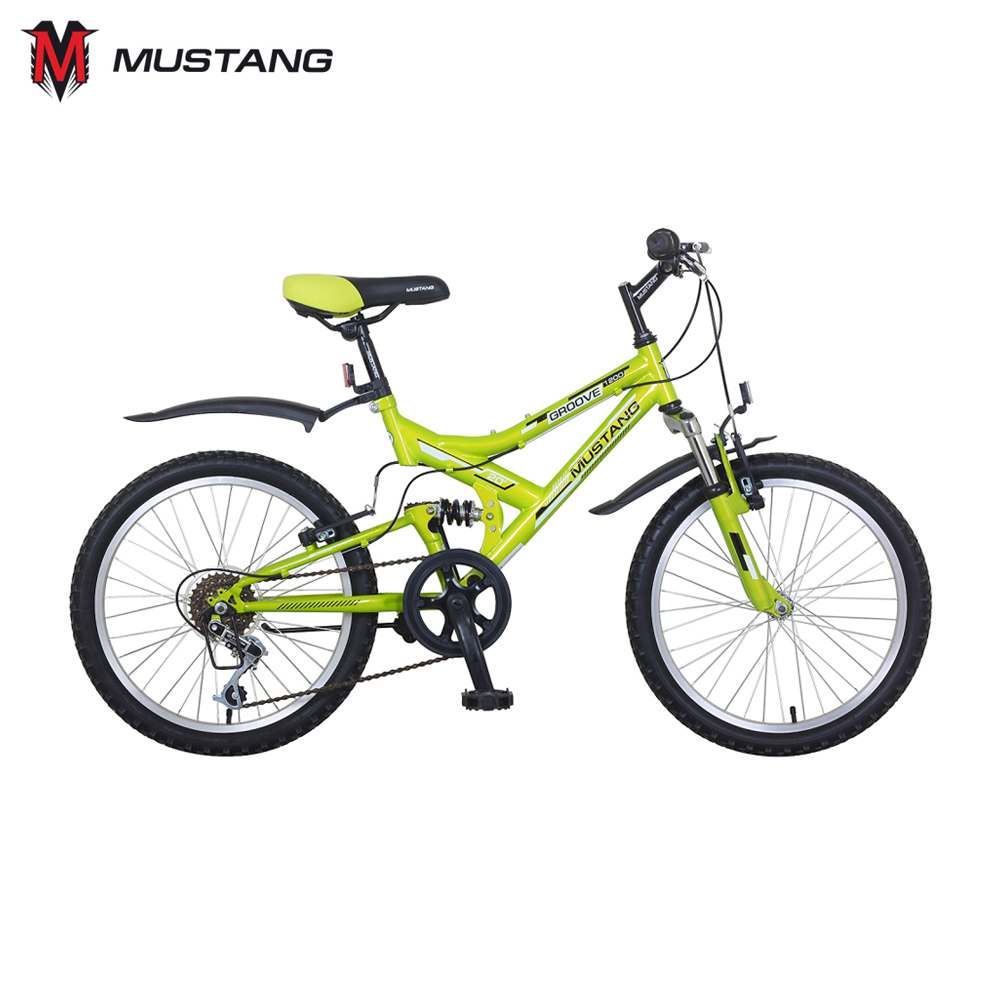Bicycle Mustang 265247 bicycles teenager bike children for boys girls boy girl