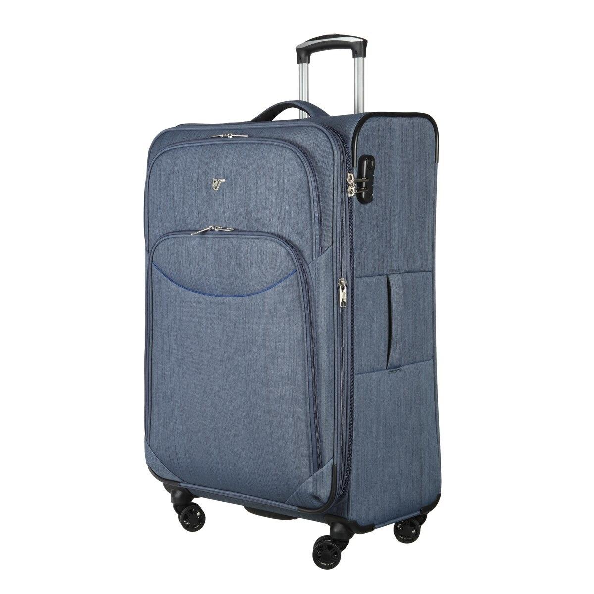 Suitcase-trolley Verage GM17026W28 blue