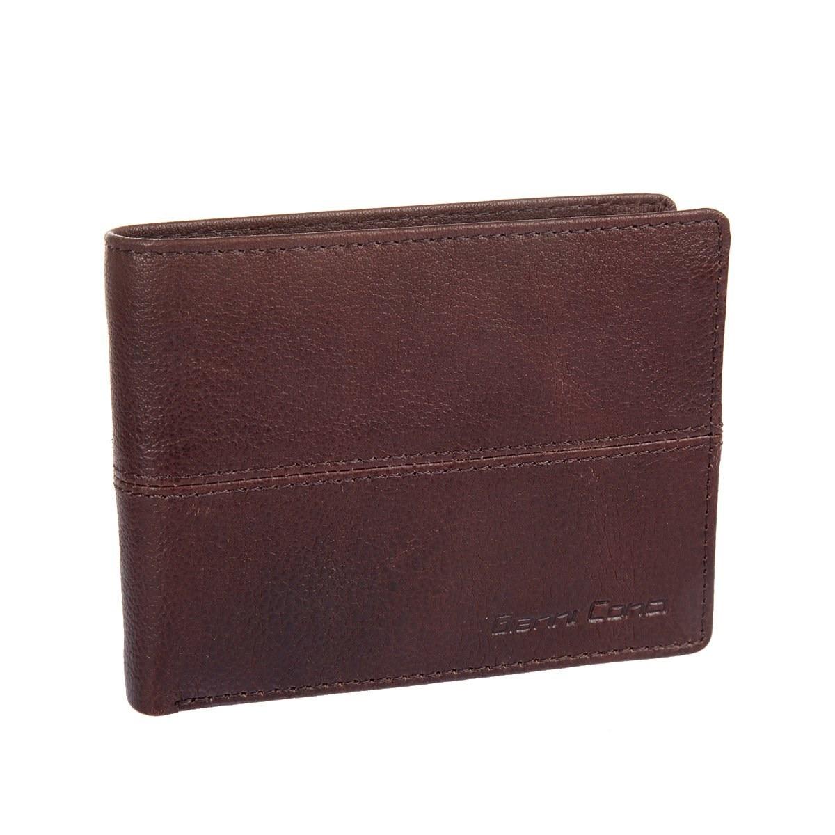 Coin Purse Gianni Conti 1137144E dark brown