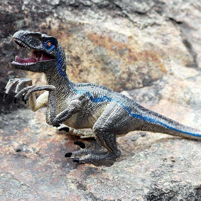 Bruce Robin Jurassic World 2 จำลองไดโนเสาร์