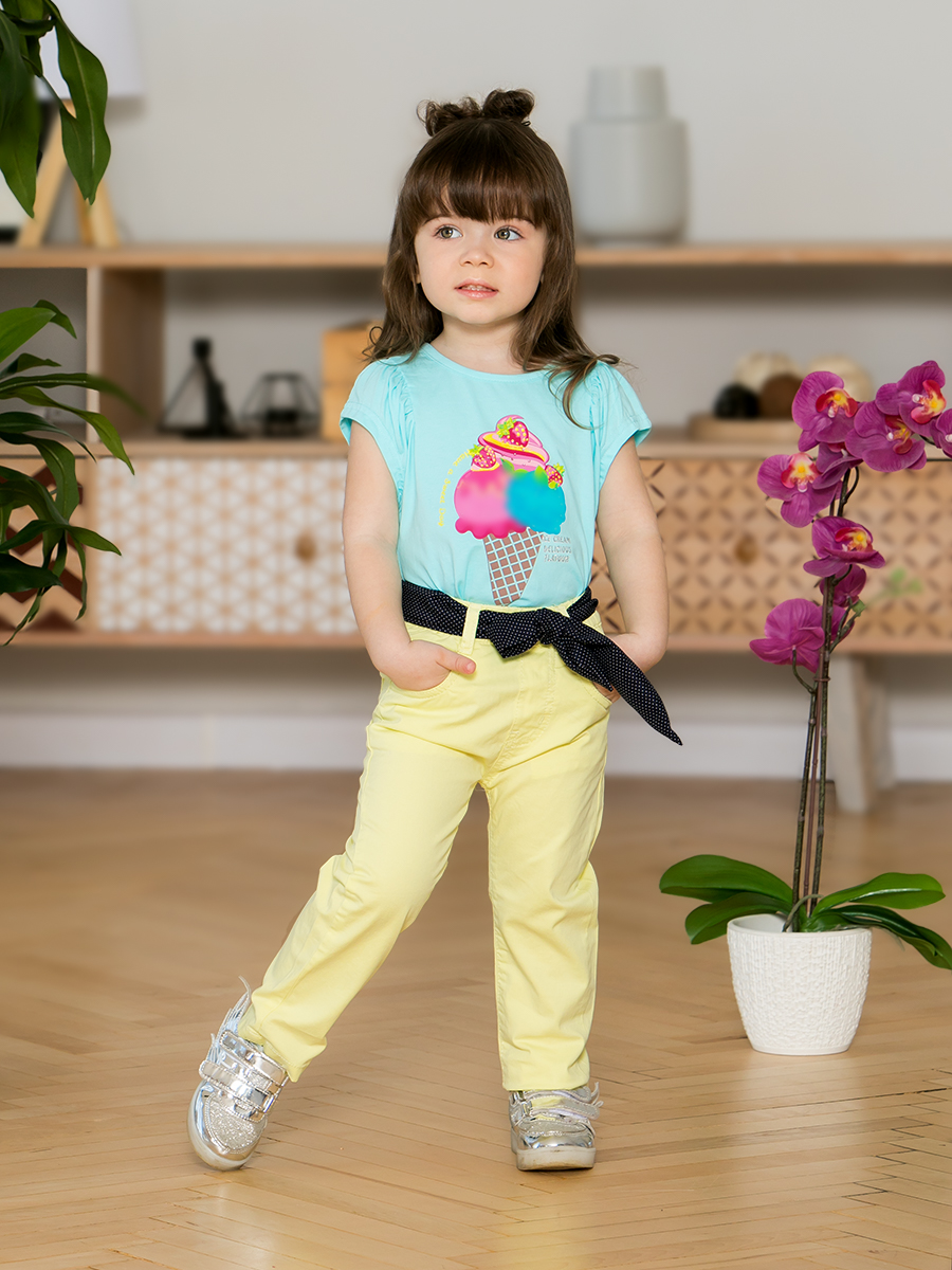 [Available with 10.11] Pants fabric for girls