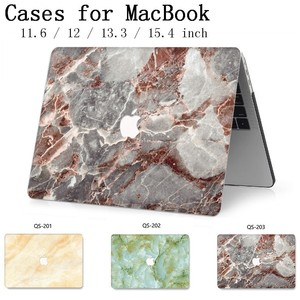 Image 1 - For Notebook Case For MacBook 13.3 15.4 Inch For Laptop Sleeve MacBook Air Pro Retina 11 12 With Screen Protector Keyboard Cove