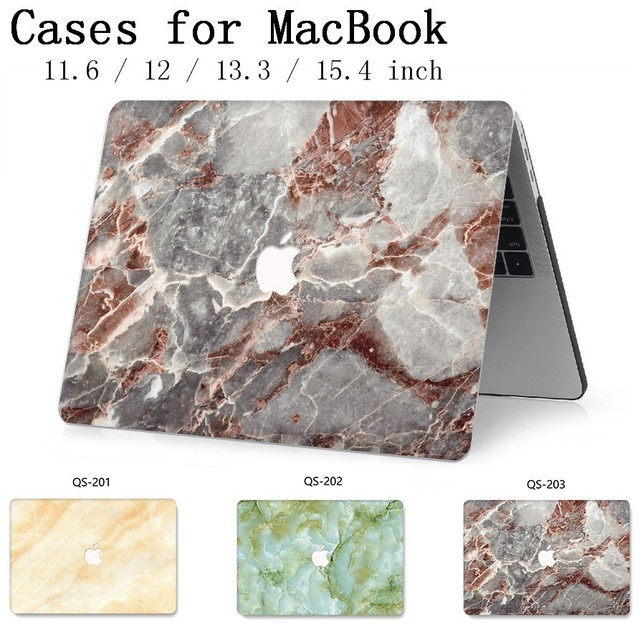 For Notebook Case For MacBook 13.3 15.4 Inch For Laptop Sleeve MacBook Air Pro Retina 11 12 With Screen Protector Keyboard Cove