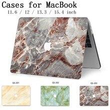 Чехол для ноутбука MacBook 13,3 15,4 дюймов для ноутбука MacBook Air Pro retina 11 12 с защитой экрана клавиатуры