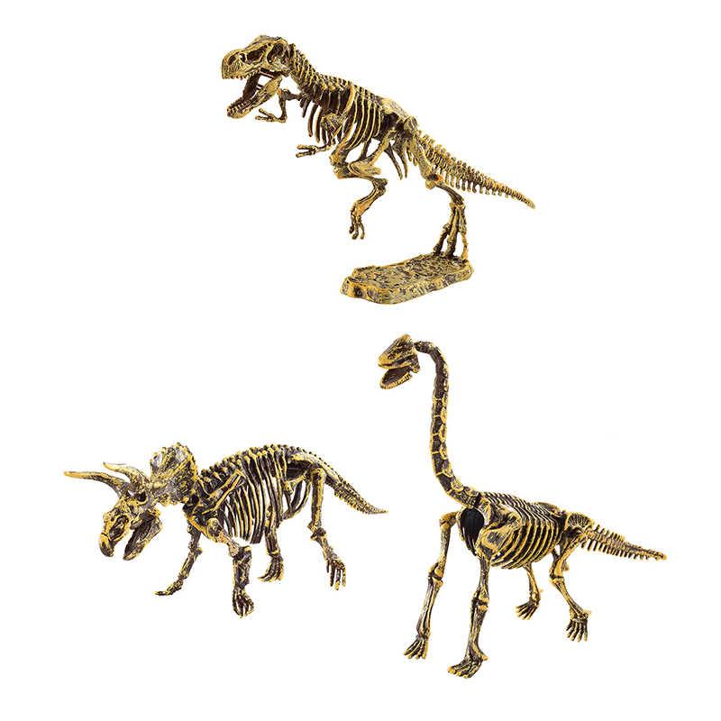 Раскопки динозавров Kits-3D кости динозавров