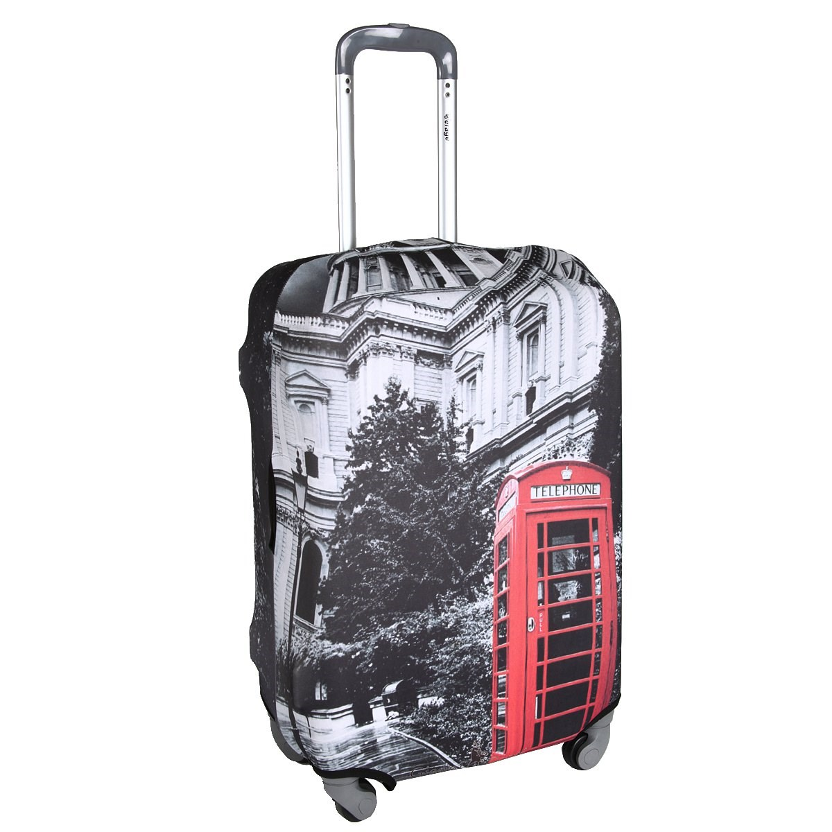Protective cover for suitcase 9007 M protective neoprene bag case for dslr camera lens black size m