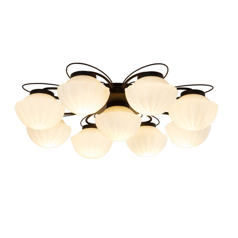 Decor Plafond Luminaire Plafonnier Lampada Plafon Lighting Luminaria Teto Living Room Light Lampara De Techo Ceiling Lamp