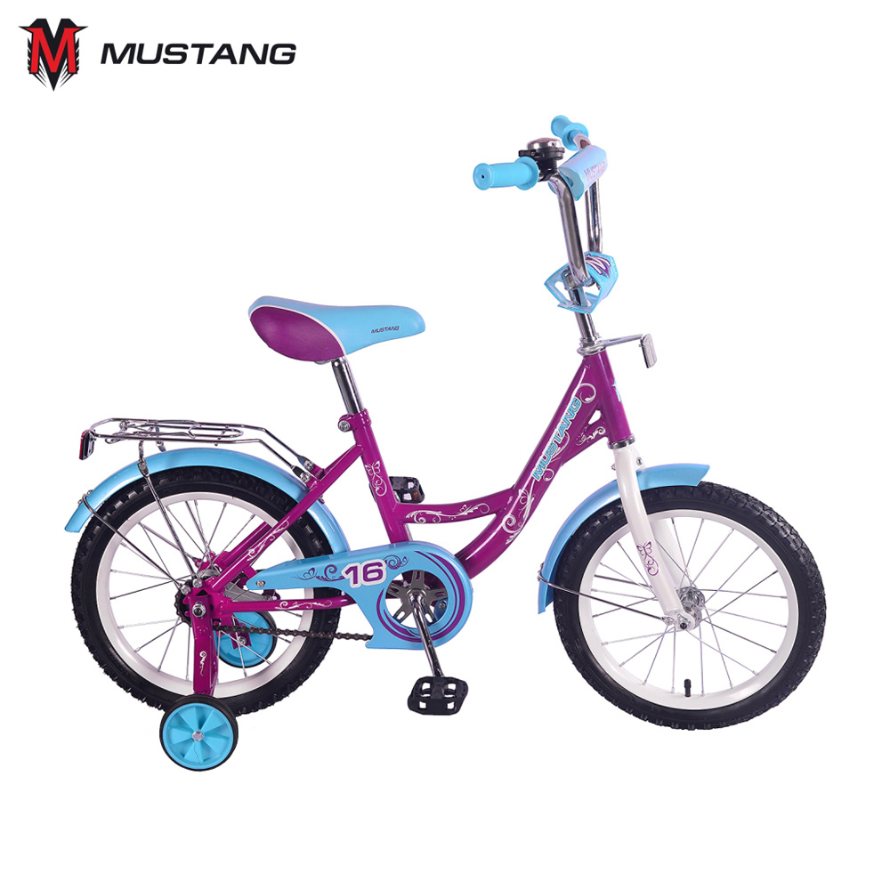 Bicycle Mustang 265171 bicycles teenager bike children for boys girls boy girl ST16038-Y