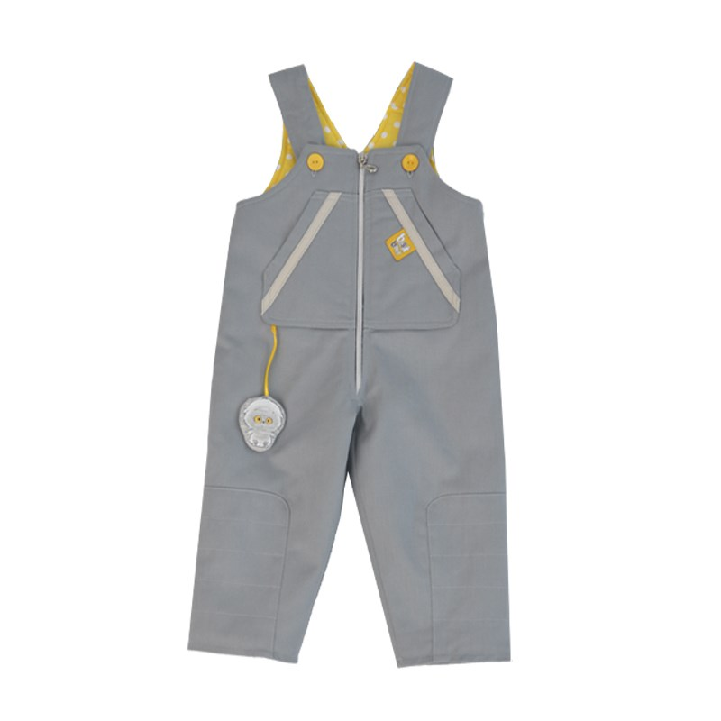 Jumpsuit light gray jumpsuit