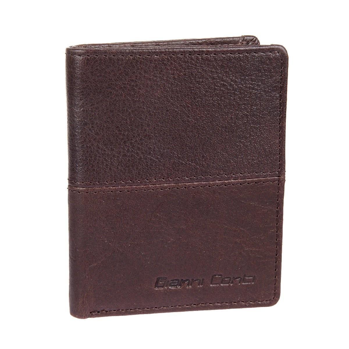 Coin Purse Gianni Conti 1137387E dark brown