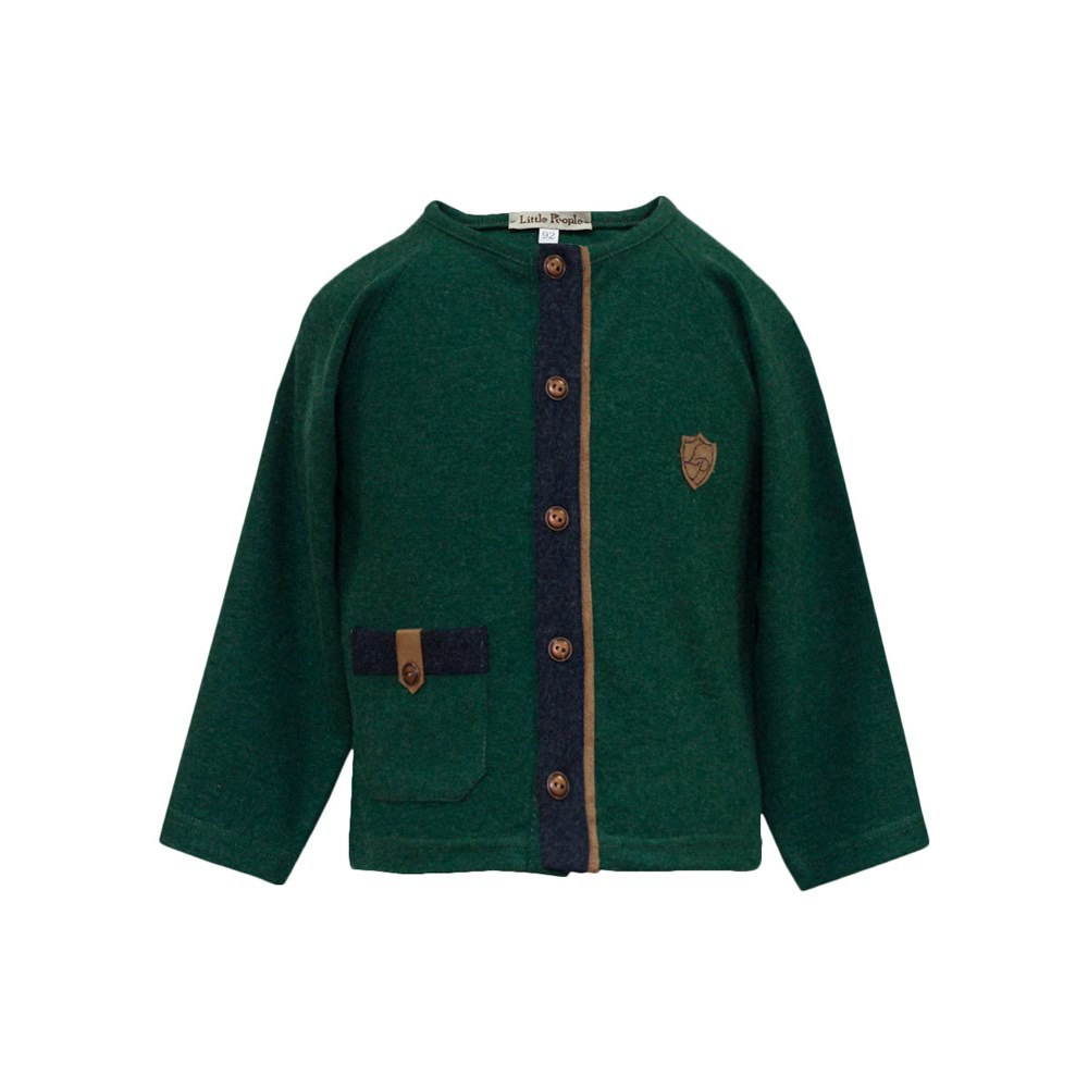 Little People 36109 Jacket Angora green M No. (110) kids clothes children clothing little people 36055 jacket gentleman m no 116 kids clothes children clothing