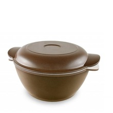 Кастрюля-жаровня Нева металл посуда, Горячий шоколад, 3,5 л