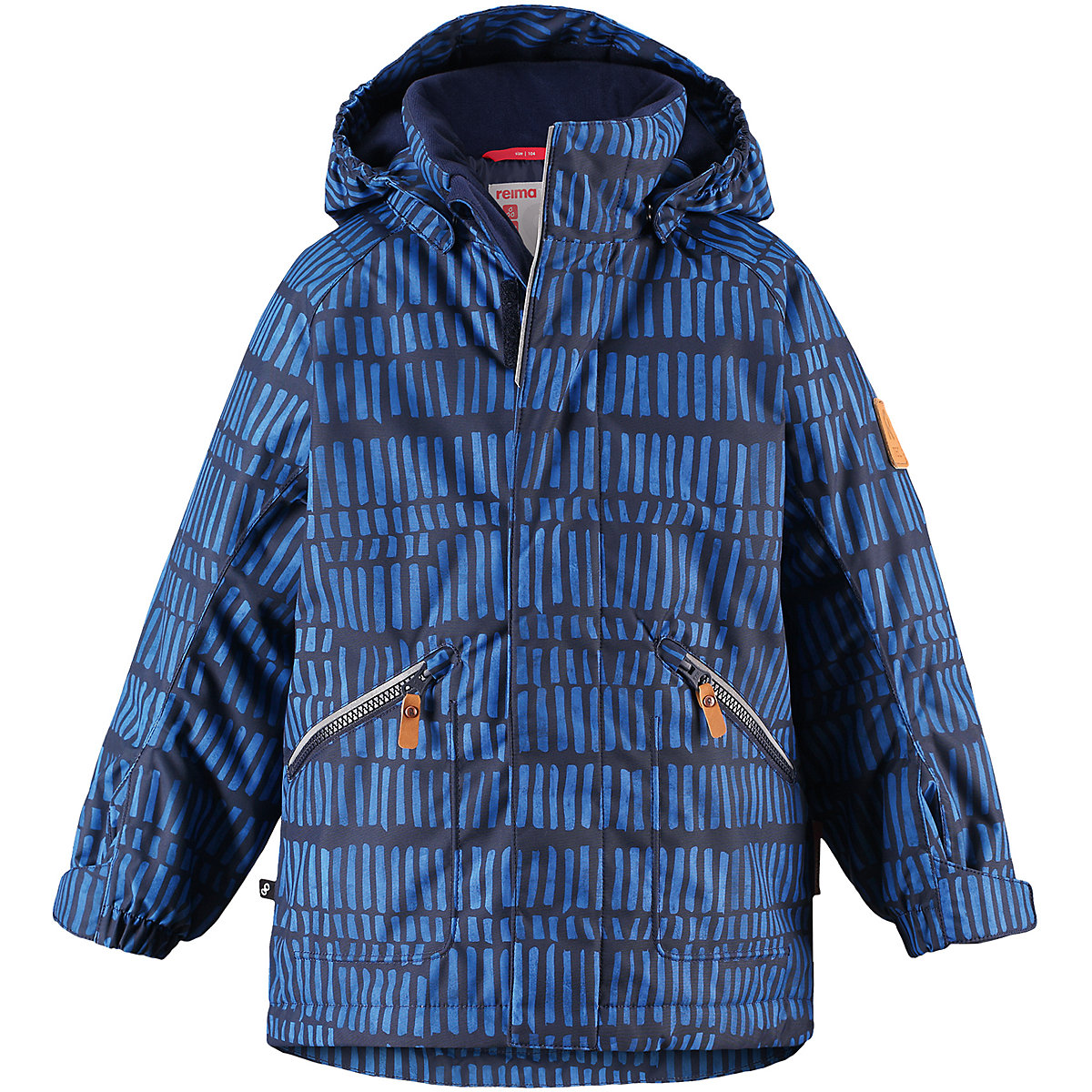 REIMA Jackets 8688719 for boys polyester winter  fur clothes boy brand orangemom winter boys baby clothes 0 24m infant costume for a boy coat jackets soft high quality outerwear