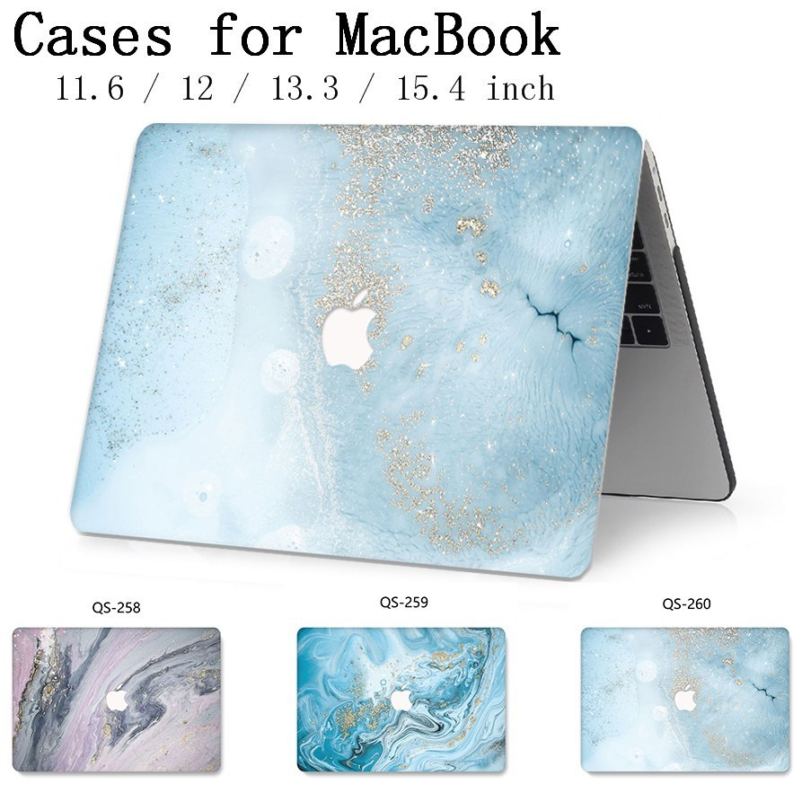 For Laptop Case Hot Notebook Bags Sleeve For MacBook Air Pro Retina 11 12 13 15.4 13.3 Inch With Screen Protector Keyboard Cove-in Laptop Bags & Cases from Computer & Office