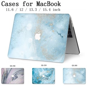 Image 1 - For Laptop Case Hot Notebook Bags Sleeve For MacBook Air Pro Retina 11 12 13 15.4 13.3 Inch With Screen Protector Keyboard Cove