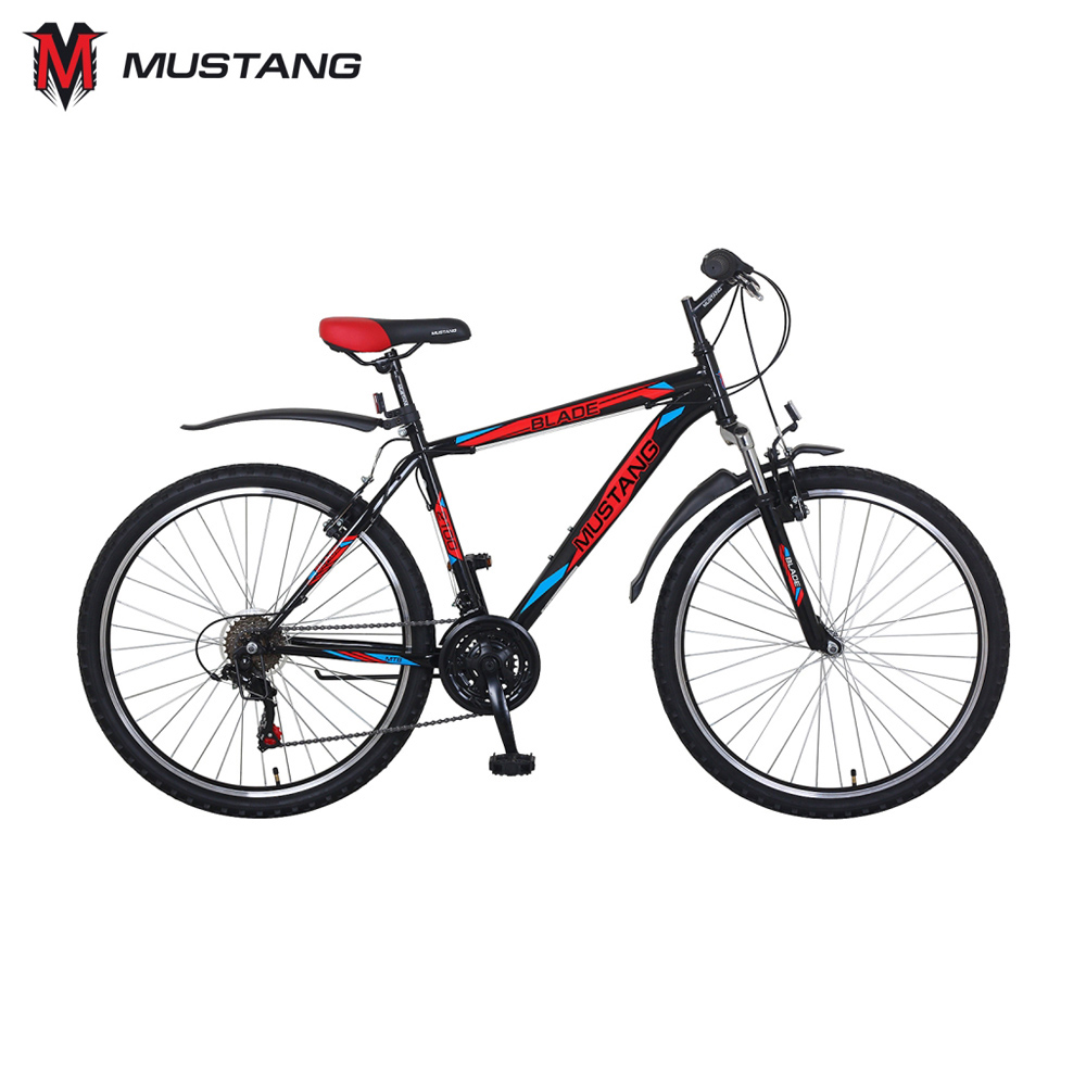 Bicycle Mustang 265245 bicycles teenager bike children for boys girls boy girl ST26010-BD bicycle mustang 239516 bicycles teenager bike children for boys girls boy girl