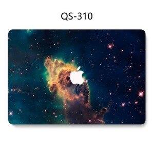 Image 3 - Dla MacBook Air Pro Retina 11 12 13 15.4 torba na laptopa etui na Macbooka 13.3 15.6 Cal z osłoną ekranu klawiatura Cove gorący prezent