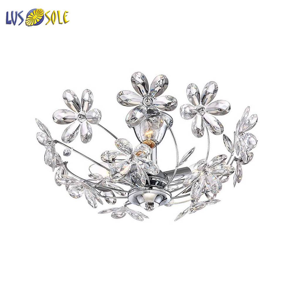 Chandeliers Lussole 42157 ceiling chandelier for living room to the bedroom indoor lighting high quality damask wallpaper wall paper roll for bedroom living room 10m roll free shipping