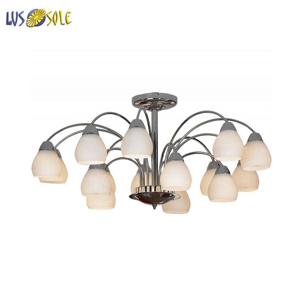 Chandeliers Lussole 41957 ceiling chandelier for living room to the bedroom indoor lighting jueja modern crystal chandeliers lighting led pendant lamp for foyer living room dining bedroom