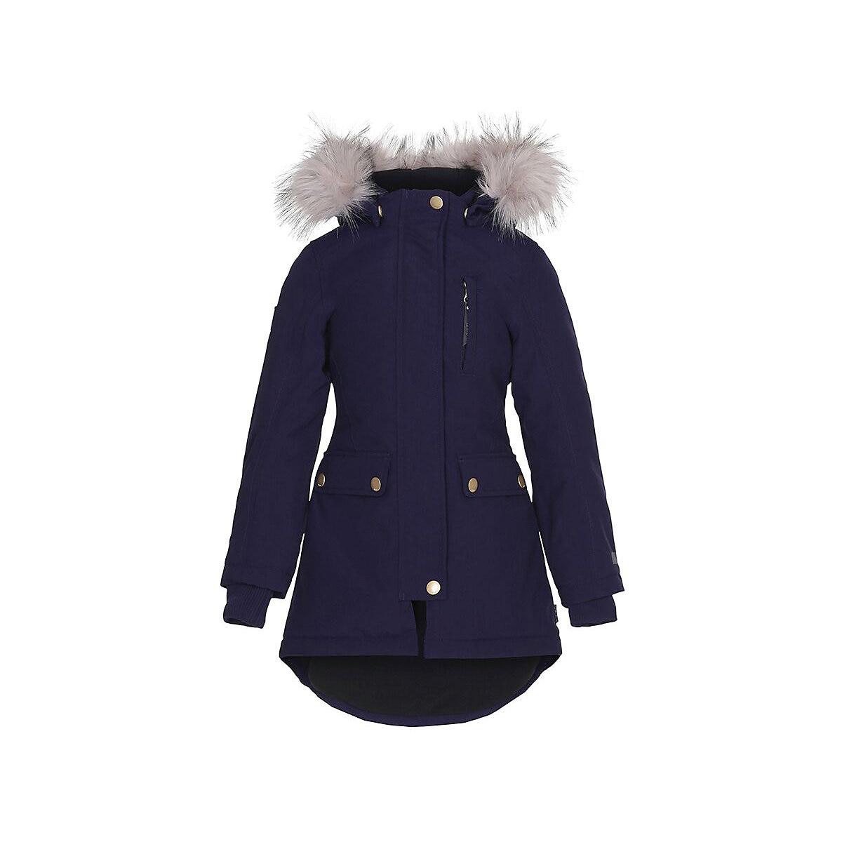 Jackets & Coats MOLO for girls 9170631 Jacket Coat Denim Cardigan Warm Children clothes Kids MTpromo ribbed hem zip up denim jacket