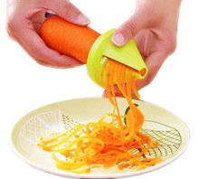 Aprince Vegetable Peeling Wire Drawing Grater Kitchen Multi-Function Cutters Spiral / Cutter