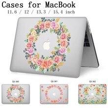 アップル macbook 13.3 インチ 15.6 Macbook Air Pro の網膜 11 12 13 15.4 スクリーンプロテクターキーボード入り江ホット