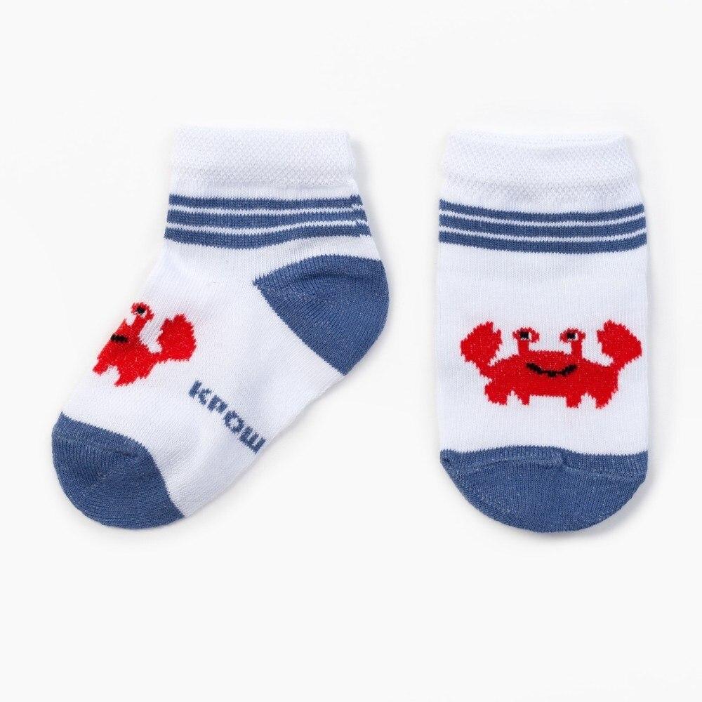 цена на Socks Crumb I Crab White