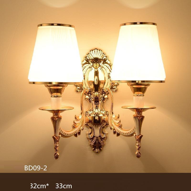 Moderna Candeeiro De Parede Sconce Lamp Home Deco Wandlamp Applique Murale Luminaire Bedroom Aplique Luz Pared Wall Light in Wall Lamps from Lights Lighting