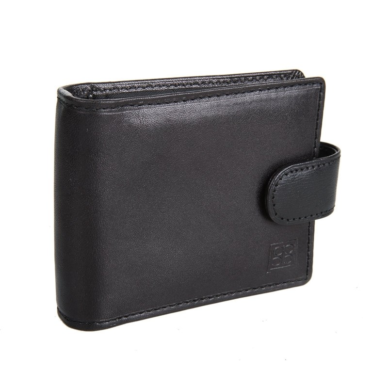 Business Card Holder Sergio Belotti 2392 Milano black large capacity card holder multifunctional wallet