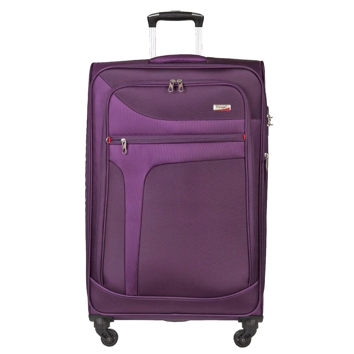 Suitcase-trolley Verage GM14086W28 purple