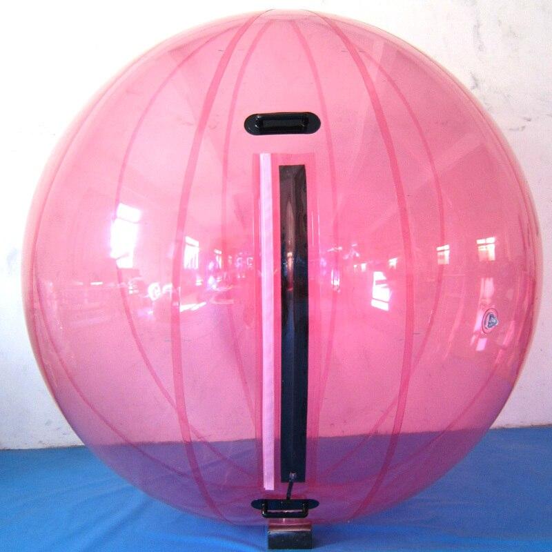 Outdoor Fun & Sport Speelgoed Bal Stress Bal 1.0mm Tpu Water Zorb Bal//opblaasbare Water Lopen Bal 2 m Diameter Gratis Verzending - 6