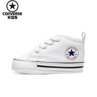 CONVERSE детская обувь серии Classic детские удобные Slip на холсте обувь для новорожденных # 88877 V