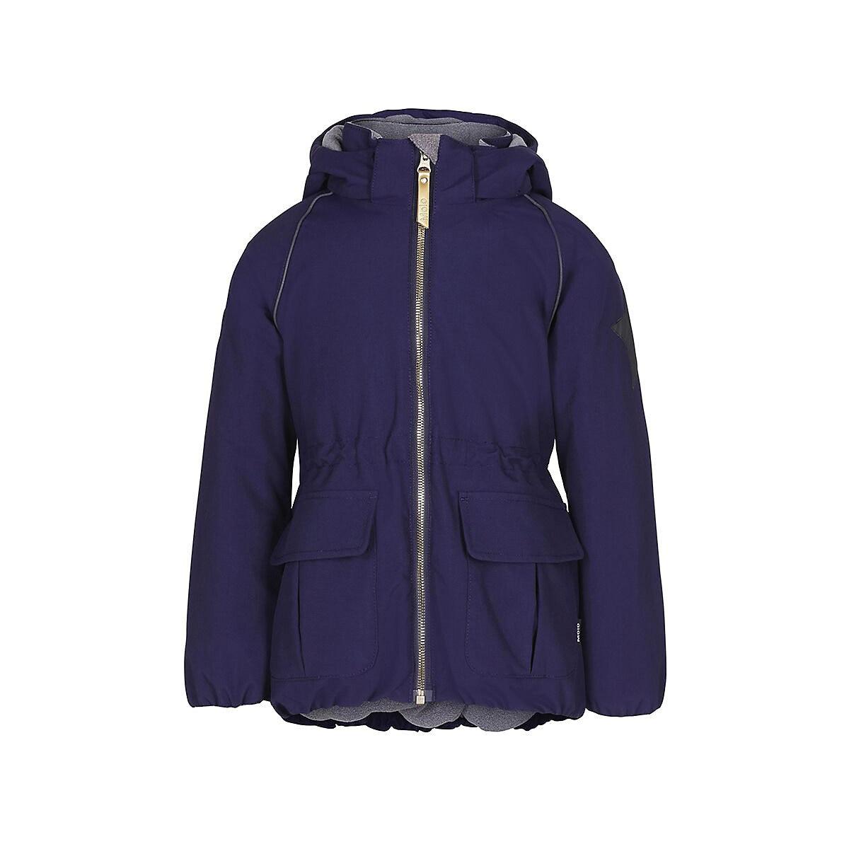 Jackets & Coats MOLO for girls 9170680 Jacket Coat Denim Cardigan Warm Children clothes Kids MTpromo ribbed hem zip up denim jacket