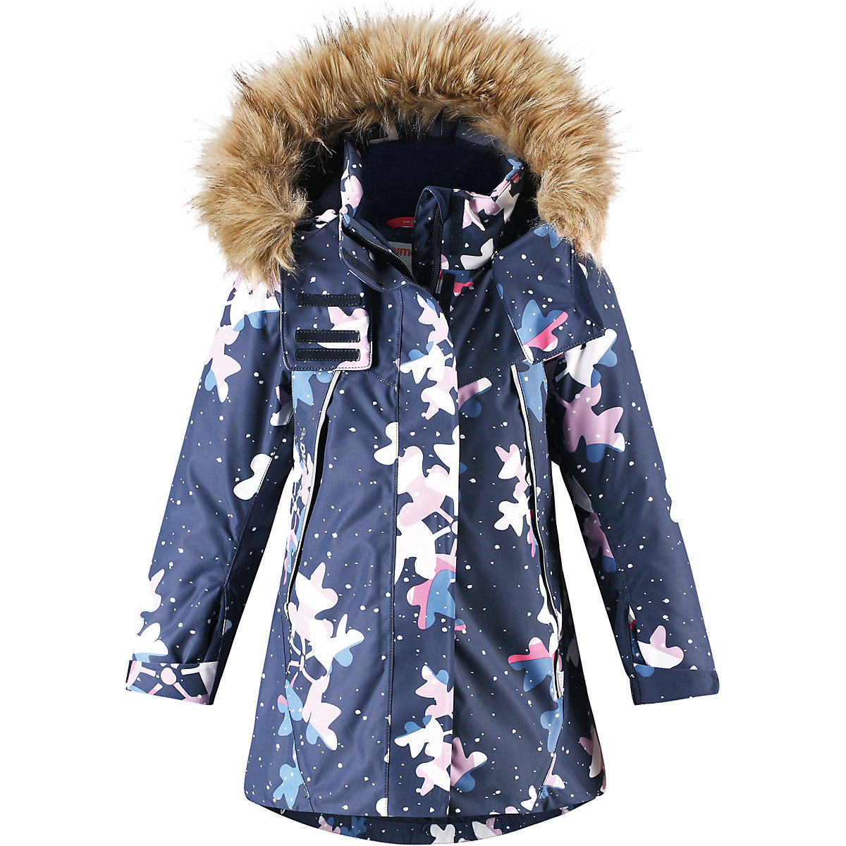REIMA Jackets 8665394 for girls polyester winter  fur clothes girl vector brand ski jackets men outdoor thermal waterproof snowboard skiing jackets climbing snow winter clothes hxf70002