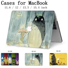 Чехол для ноутбука Macbook 13,3 15,6 дюймов Новый для MacBook Air Pro retina 11 12 13 15,4 с защитой экрана клавиатуры в подарок горячий