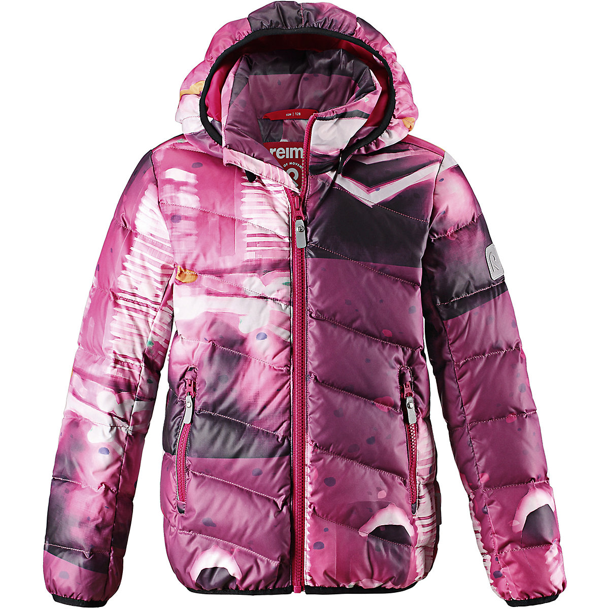 REIMA Jackets 8688912 for girls polyester winter  fur clothes girl vector brand ski jackets men outdoor thermal waterproof snowboard skiing jackets climbing snow winter clothes hxf70002