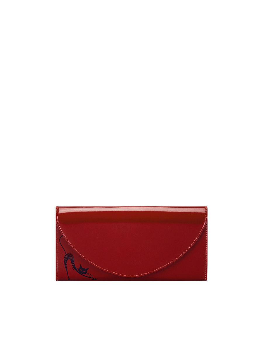 Coin Purse women PJ.66.SH. Red new brand 100% genuine leather wallet for women high quality coin purse female 2017 high quality long clutch phone red wallets