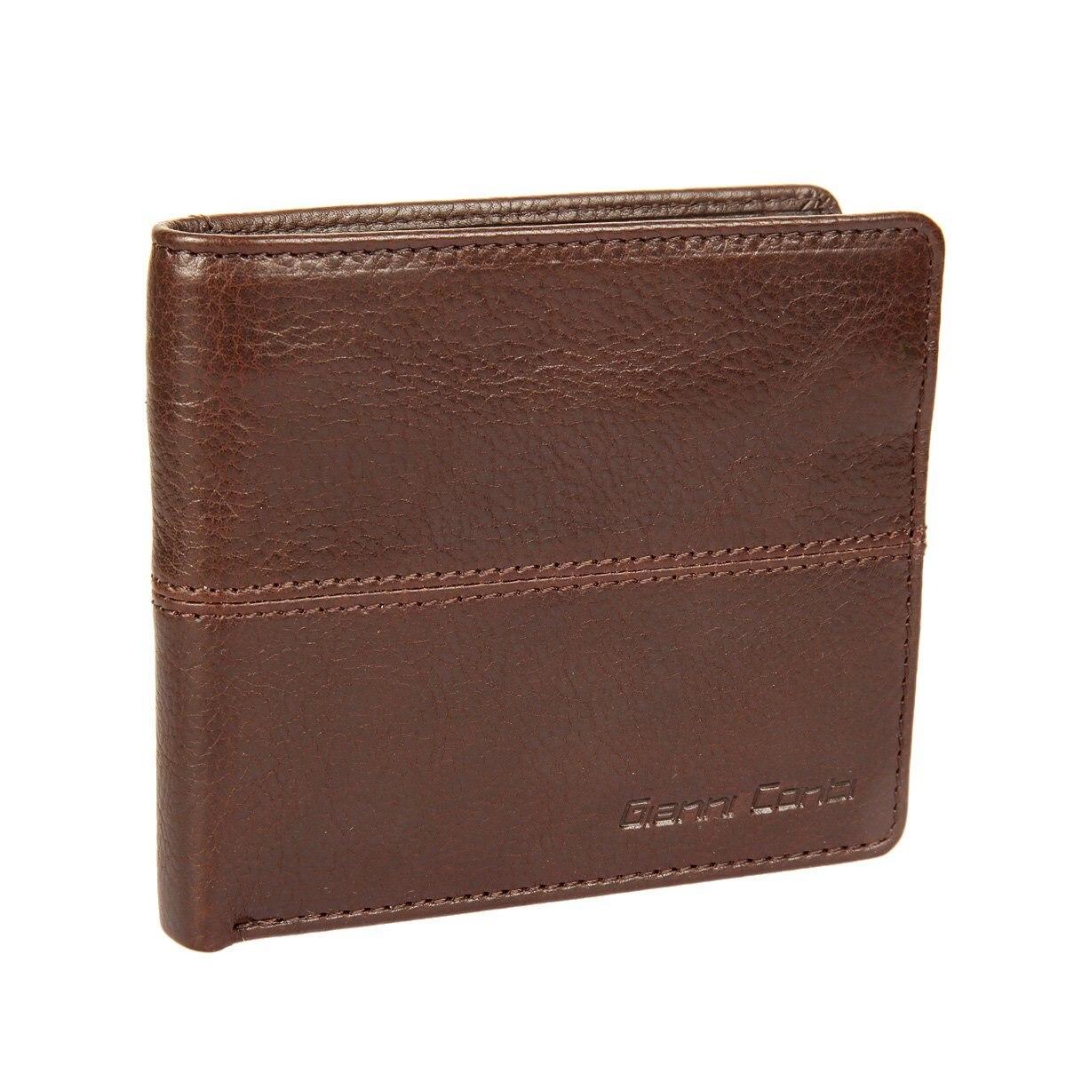 Coin Purse Gianni Conti 1137460E dark brown