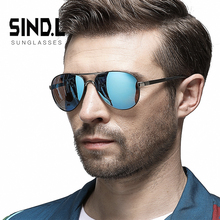 Sunglasses Men Polarized Aluminum Alloy Frame Sun glasses Fashion Mens Driving UV400 SL8503