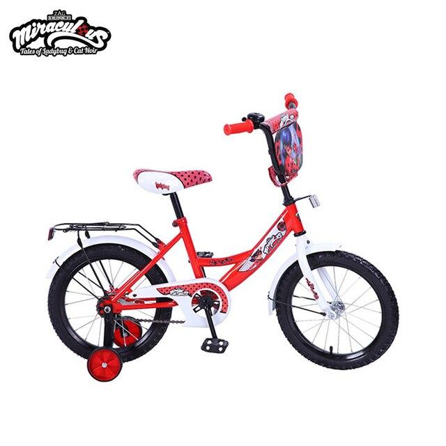 "Велосипед LADY BUG детский ""16"", доставка от 2-х дней"