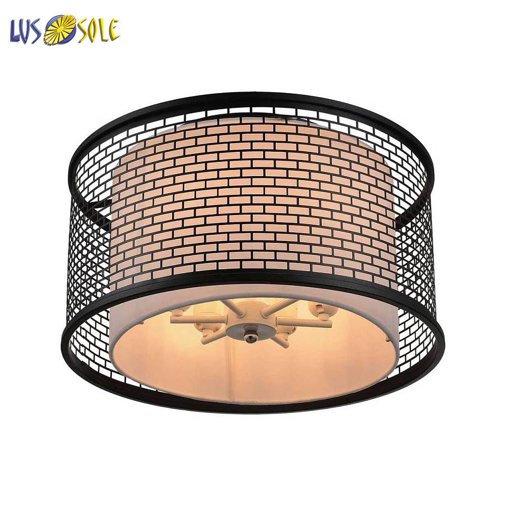 Chandeliers Lussole 46423 ceiling chandelier for living room to the bedroom indoor lighting high quality damask wallpaper wall paper roll for bedroom living room 10m roll free shipping