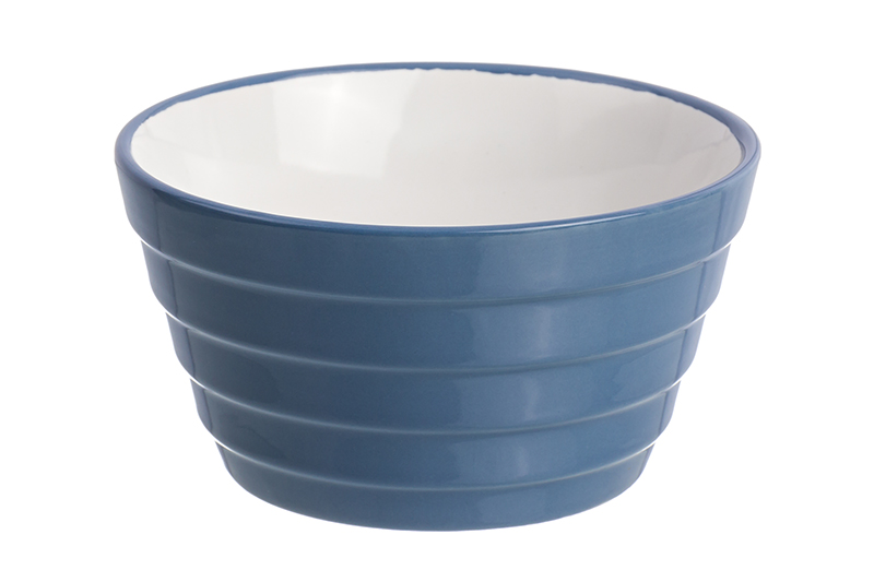 Available from 10.11 Salad bowl Pastel azure Elan Gallery 160051