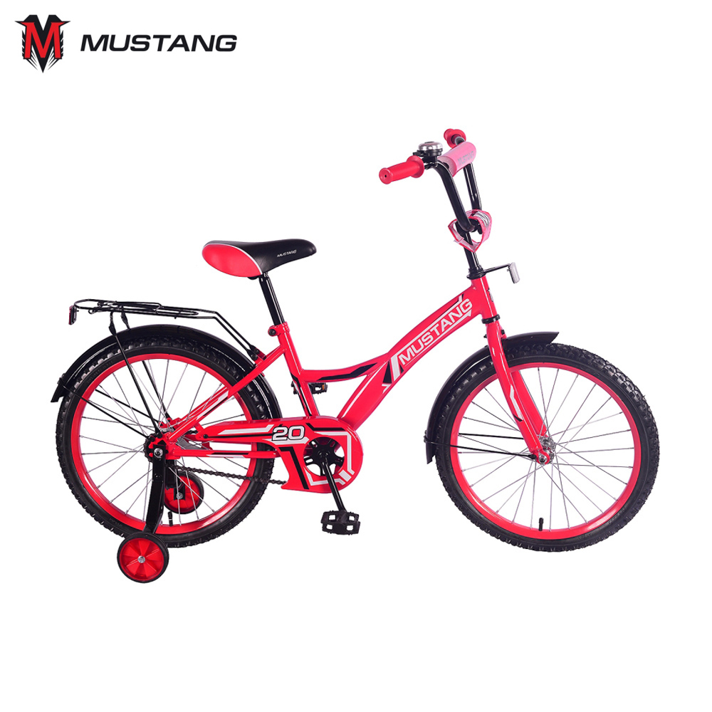 Bicycle Mustang 265178 bicycles teenager bike children for boys girls boy girl cnc alloy mtb bike bicycle chain bash guard mount chainring guide 30 40t p c d 104mm bike crankset protection