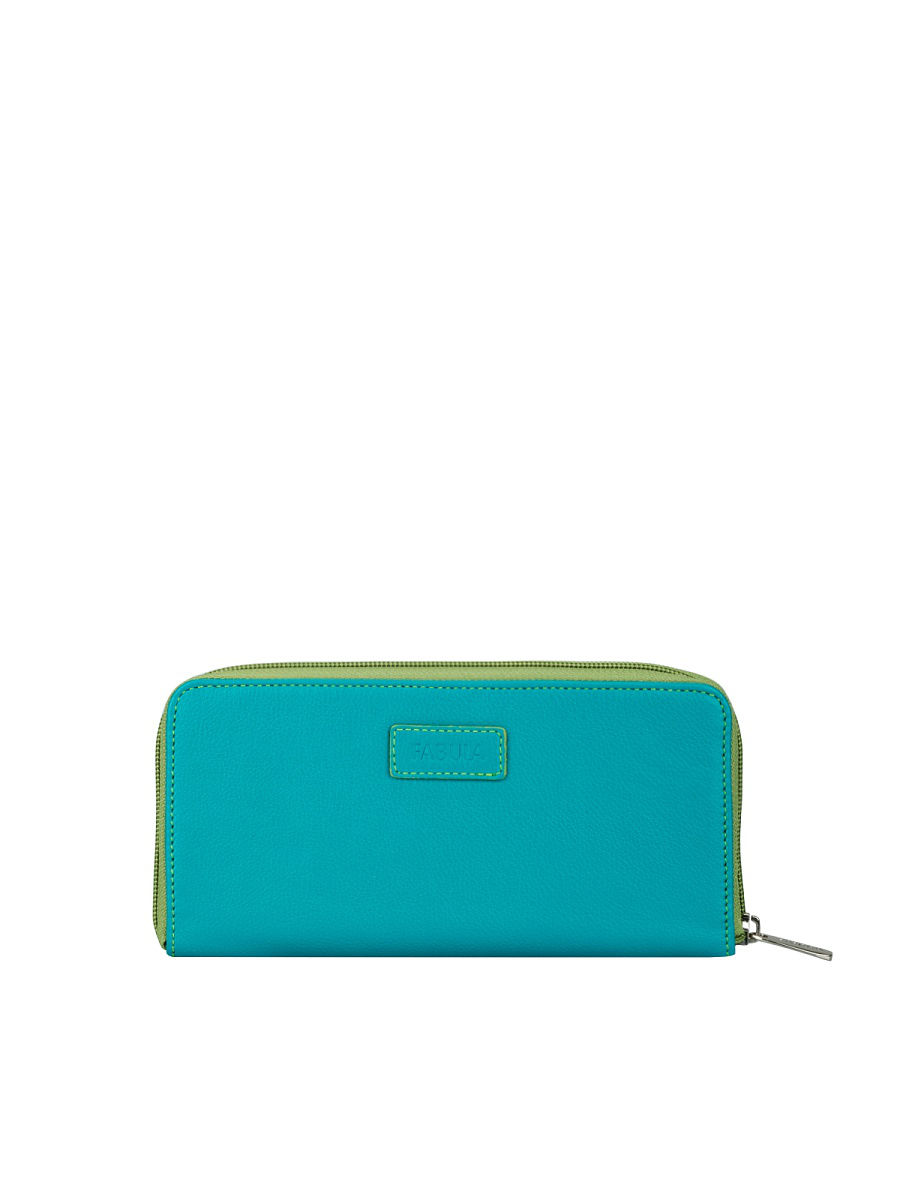 Coin Purse women PJ.147.FP. Turquoise maison fabre jasmine women girls cute fashion coin purse wallet bag change pouch key holder dec30 drop shipping