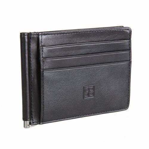 Coin Purse clip Sergio Belotti 2342 Milano black new vintage men s genuine leather wallet money clip purse brand passport wallet large capacity wallets for men coin card purse