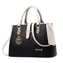 купить 2018 New Style Handbags Bags Female Korean-Style Stereotypes Sweet Fashion Handbags Shoulder One-Shoulder Handbag a Generation o по цене 586.18 рублей