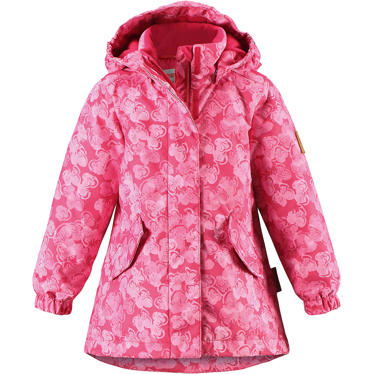 REIMA Jackets 8688782 for girls polyester winter  fur clothes girl 2016 new style popular 18 inch american girl doll pajamas clothes dress for christmas gift abd 072