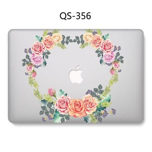 Image 4 - 새로운 핫 노트북 케이스 13.3 15.6 인치 Macbook Air Pro Retina 11 12 13 15.4 화면 보호기 키보드 코브 선물
