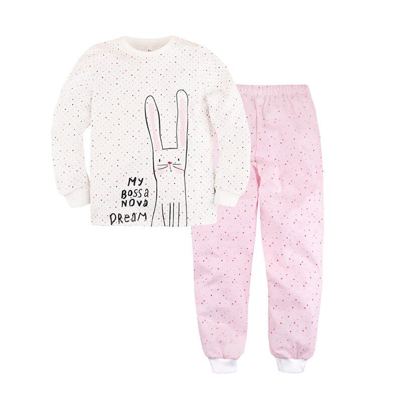 Children's Sleepsuits & Pyjamas Bossa Nova 356K-171r White&Pink Cartoon  kid clothes children clothing анатомический вибратор wv nova pink we vibe nova pink